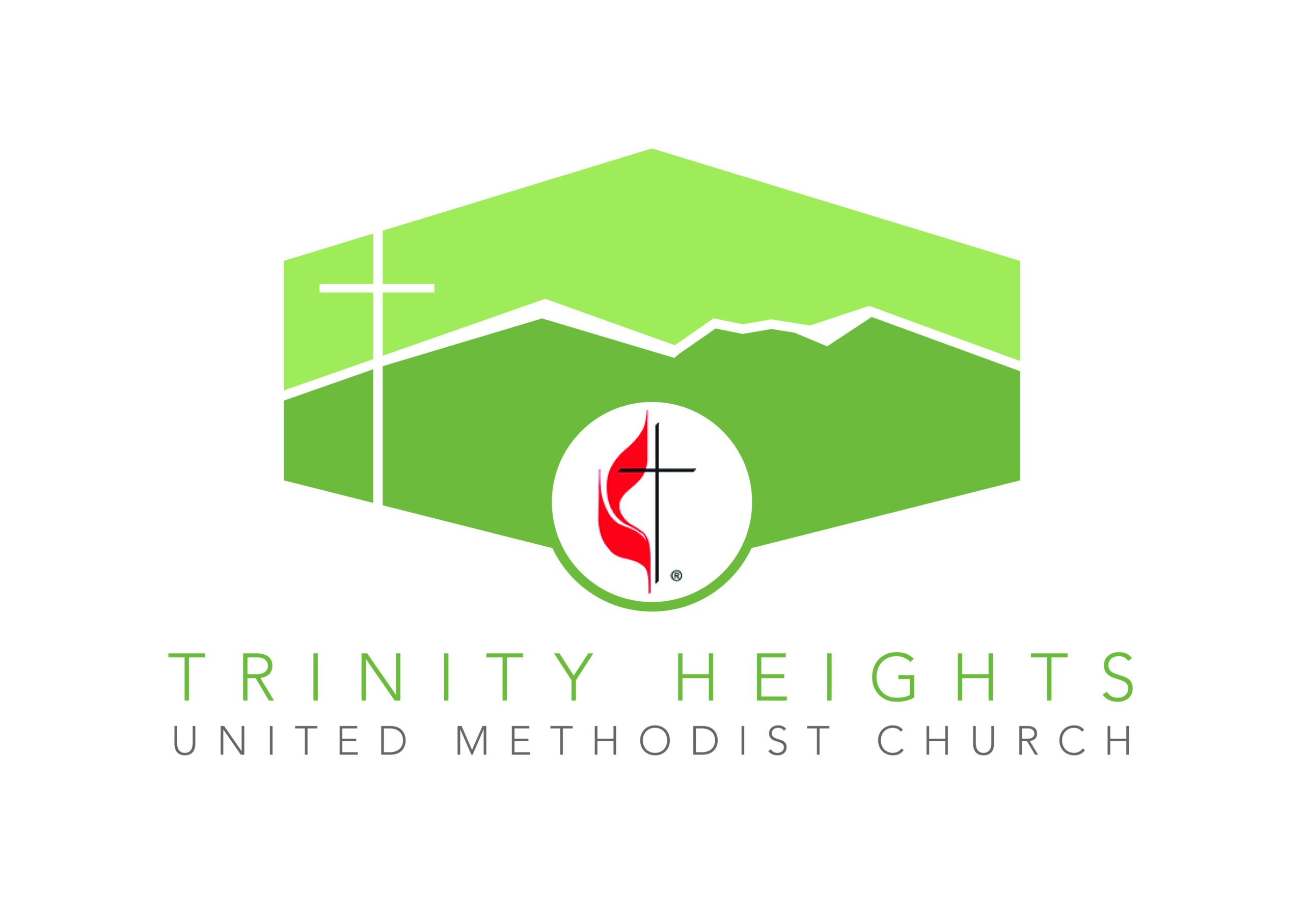 Trinity Heights United Methodist Church Logo